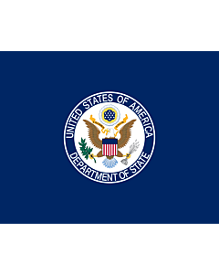 Drapeau: United States Department of State