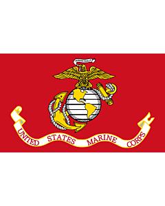 Drapeau: United States Marine Corps | Image taken from
