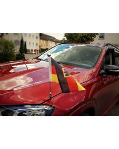 Porte-drapeau de voiture Diplomat-Z-Chrome-Pro-MB-GLE-167