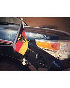 Porte-drapeau de voiture Diplomat-Bayonet